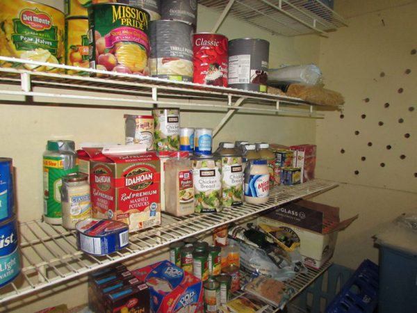 Sunbeam Mission | Thank you for your donation of food!