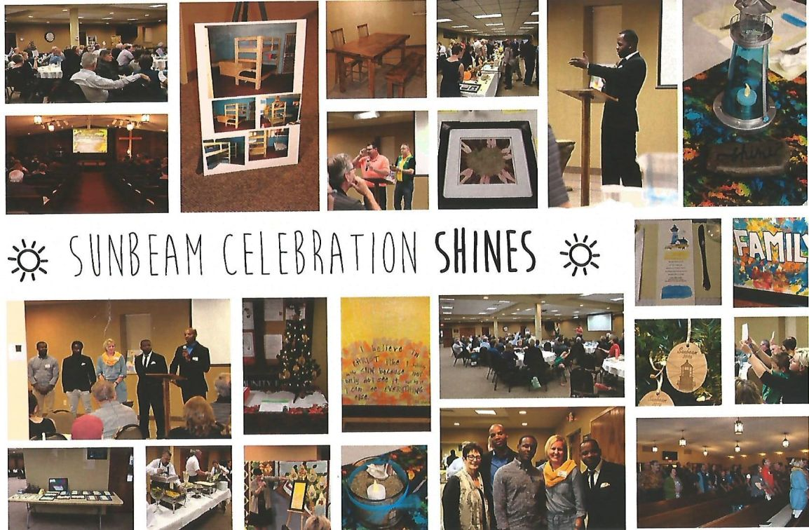 2017 Sunbeam Celebration Auction Items Needed!
